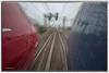 The Dual. (sdupimages) Tags: tgv lgv vitesse filé humour speed railroads eurostar thalys train photoshop