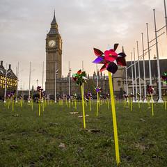 Blown Away pinwheels (1010uk) Tags: 1010 housesofcommons parliament campaign climate energy green renewableenergy whirlingpinwheels windpower windmill england unitedkingdom