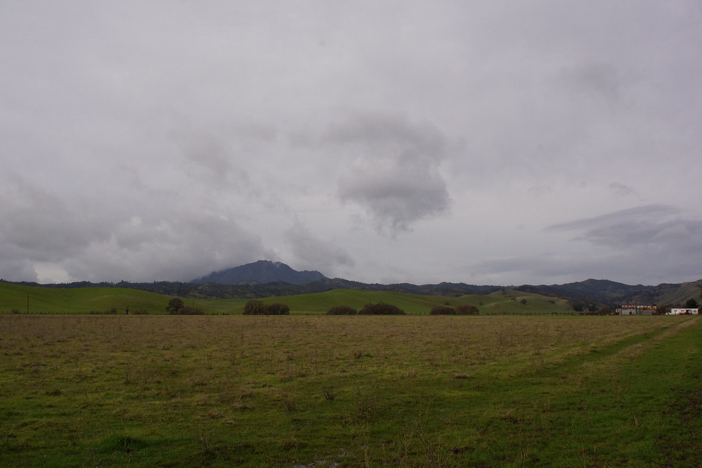 #2017-01-09 Clouds around Mount Diablo [#2]