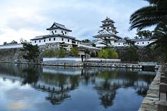 Imabari Castle(今治城) (daigo harada(原田 大吾)) Tags: imabari castle refrection 今治城 反射