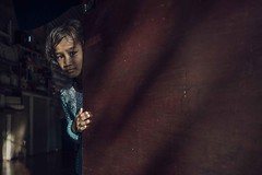 Who there? (Syahrel Azha Hashim) Tags: portrait sony 2016 shallow holiday door mabulisland girl details portraiture a7ii sabah ilce7m2 dof shadow kid humaninterest handheld home colorimage vacation prime sonya7 naturallight moment colorful travel syahrel light colors 35mm getaway simple malaysia detail