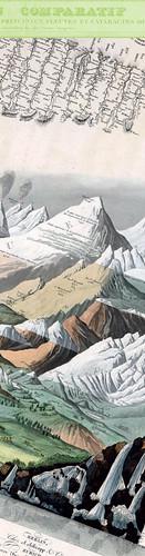 9603-Marque-pages // 19x5cm // Montagnes & Fleuves