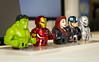 CES (2017)-OZOBot-Avengers-4 (Swallia23) Tags: ces2017 lasvegas nv conventioncenter sandsexpo venetian ozobot avengers
