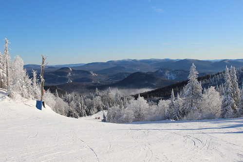 View of Tremblant from my Canon DSLR
