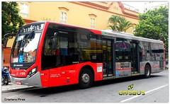 4 1019 Ambiental (Crisbus Brasil) Tags: crisbusbrasil ônibus bus buses caio mercedesbenz sãopaulo