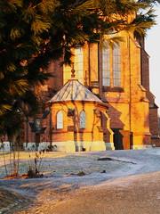 Eglise (gregory.tetsios) Tags: eglise suède sweden church lumixg7 panasonic