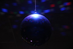 MIRRORBALL (danielrieu) Tags: mirror ball boule à facettes 750d canon750d happy new year mirrorball bouleafacettes