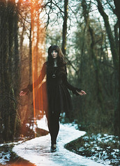 (Rei La Roca) Tags: mamiya mamiya645 film analogue analog 645 120 120mm filmisnotdead mood portrait fashion cute dark lollita lovely lolita longhair looks awesome asian azn alternative asureshot woman women woods wood wicked winter black red green flare lenseflare
