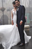 Smiling in the rain (Roving I) Tags: bridalcouples brides bridalgowns rain weather cathedrals frenchvillage banahills themeparks tourism danang vertical vietnam smiles nosocks