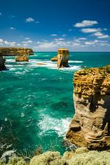 The Razorback (ncsabkk) Tags: 12apostles razorback oceanroad victoria australia eos m3 1122