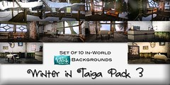 KaTink - Winter in Taiga Pack 3 (Marit (Owner of KaTink)) Tags: katink 60l my60lsecretsale annemaritjarvinen 3dphotography photography secondlife sl salesinsl