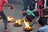 DS1A6272dxo (irishmick.com) Tags: nepal kathmandu 2015 lalitpur patan kumbheshwor temple bangalamukhi fire cermony