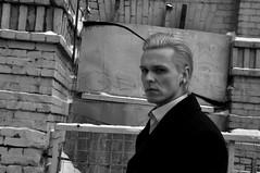 DSC_1003 (Katharina Berliner) Tags: blackandwhite boy handsomeboy man mansportrait portrait moscow winter style