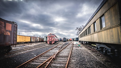 DSC02184 (jebster2000) Tags: train t vintage history museum railroad tracks hdr sonya7rii zeiss batis