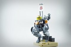 March on. (Ser Eathan) Tags: lego mech sci fi space