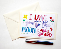 I love you to the moon and back handmade greeting card-5 (roisin.grace) Tags: greetingcards greetingcard handpainted handmade handmadecards handpaintedcards etsy etsyseller etsyshop etsyhandmade etsyfinds lovecards valentinesday valentines valentinescard iloveyoutothemoonandbackcard iloveyoutothemoonandback lovecard