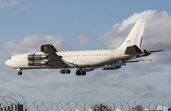 EGVN - Boeing 707 - Israeli Air Force- 272 (lynothehammer1978) Tags: egvn rafbrizenorton bzn israeliairforce boeing707 272