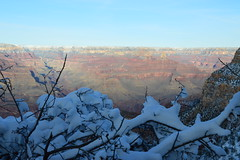 Grand Canyon 55 (Krasivaya Liza) Tags: grandcanyon grand canyon national park canyons nature natural wonder az arizona holiday christmas 2016 snowy winter cliffs cliffside edgeofcliff