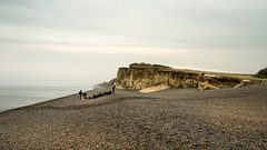 Schools out for... (AJFpicturestore) Tags: schoolsout beachlessons teaching learning norfolk shingle beach alicecooper song alanfoster