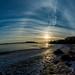 Mary's Point Sundog Sunrise