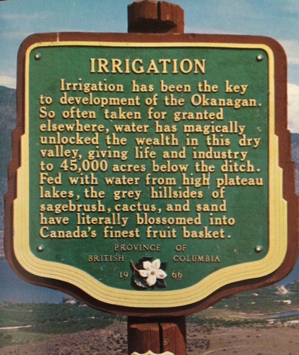 Irrigation - Stop of Interest