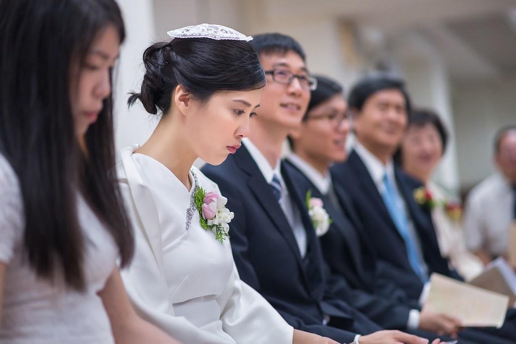 【婚攝】聖民 & 懿庭 / 徐州路2號庭園會館