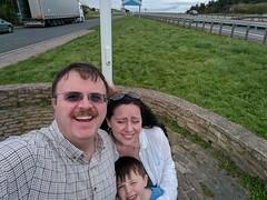 IMG_20170403_172134 (themaxsons) Tags: scotland border crossing scotlandbordercrossing bordercrossing