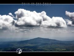 Cerro de San Pedro (A Contra Viento) Tags: madrid parque españa rio del de real la spain san web paisaje el sierra pedro cerro cielo alta montaña aire libre regional nube cuenca guadarrama pedriza manzanares