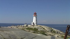 Peggy's Cove August 2007 Recut (Trevdog67) Tags: ocean lighthouse canada kilt novascotia scottish panasonic tape minidv piper peggyscove southshore upscale 1080p nouvelleecosse