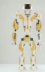 Chip (Wafna-204) Tags: robot lego custom mecha mech moc