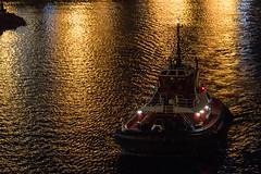 Chloe K (hp181san) Tags: canon lights availablelight houston maritime tugboat tug nautical houstonshipchannel canon7d