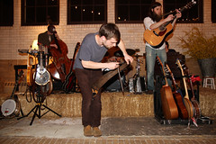Playing the saw (Jay Heritage Center) Tags: house ny heritage jay carriage landmark center rye revival 2014 carriagehouserevival