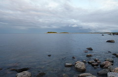 island, Sweden 2015 (Stefano Rugolo) Tags: pentax k5 sweden 2015 summer seascape stones rocks tones island composition evening photography angle atmosphere flickr smcpentaxda1855mmf3556alwr stefanorugolo