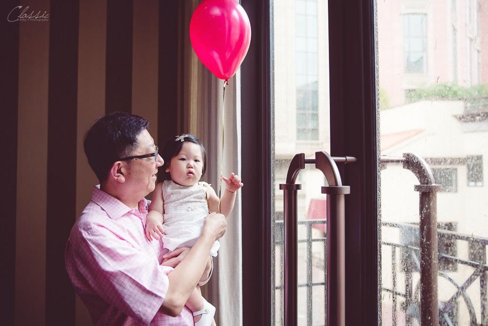 寶寶周歲宴抓周親子攝影記錄生日派對宴客party拍照攝影師