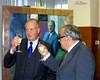 King of Spain (Enrique J. Mateos Mtnez) Tags: españa spain king 50mm14 rey canond30 celebridades rector politicos juancarlosi pecesbarba