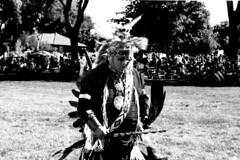 PowWow Dancer (GJosephT) Tags: film kodak native tmax voigtlander bessa american 400 powwow heliar 75mm r2m