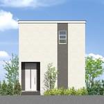 復興支援型住宅システムの写真