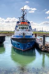 Fairplay 21 (-BigM-) Tags: tractor holland netherlands port photography rotterdam ship fotografie harbour tug nl hafen schiff niederlande fairplay smit schlepper bigm