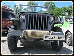 Willys MB, 1942 (v8dub) Tags: auto road old terrain usa classic car wheel army drive schweiz switzerland us automobile all suisse jeep 4x4 military 4 automotive off voiture american oldtimer 1942 oldcar wd mb militaire willys collector arme tout militr wagen pkw klassik gelndewagen allrad grandvillard worldcars