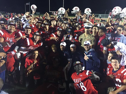 """East vs Highland • <a style=""""font-size:0.8em;"""" href=""""http://www.flickr.com/photos/134567481@N04/22172745972/"""" target=""""_blank"""">View on Flickr</a>"""