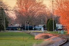 Oil Train Takes A Spill (sdl39hogger) Tags: canadianpacific cp hazmat trainwreck derailment tanktrain watertownsub propagandatofollow