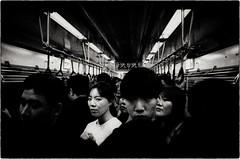 ((Jt)) Tags: blackandwhite asia metro streetphotography documentary korea seoul ricohgr 서울 jtinseoul everydayasia