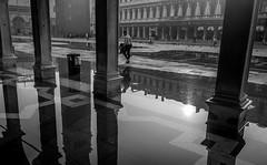 Piazza San Marco, acqua alta