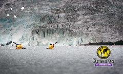kayak to the finish
