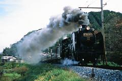 SL (Masaki Miida) Tags: railway steamlocomotive    chichiburailway