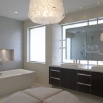 Stunning-Bathroom-Vanity-Decorating-Ideas-with-Modern-Pendant-Lighting-and-Wall-Tiles-150x150 (raraagha) Tags: new modern bathroom diy bathrooms small master