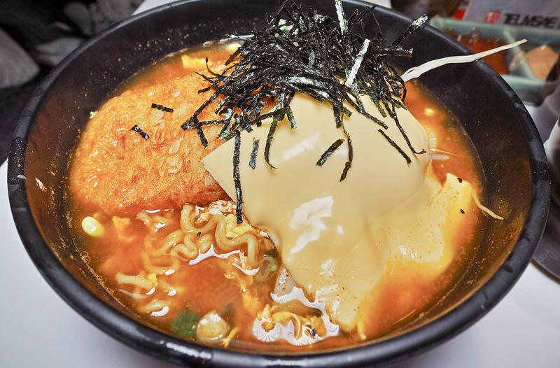 韓國第一品牌拉麵