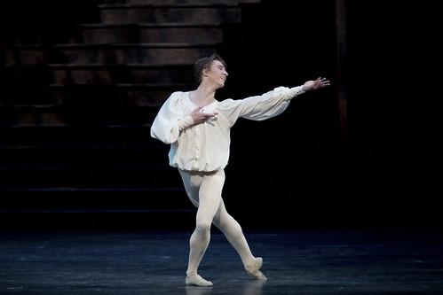 Listen: Vadim Muntagirov – 'It's a dream to dance MacMillan and Ashton ballets'