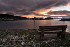 Front Row (rishaisomphotography) Tags: harbor dogbay kodiakharbor alaska water clouds nature naturephotographer