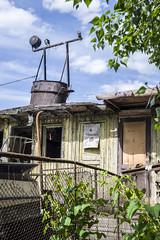 DSC_6798 (kabatskiy) Tags: jungle outskirts suburbs reality spots people shades shadows sun forest lake shore lakeshore slum outdoor